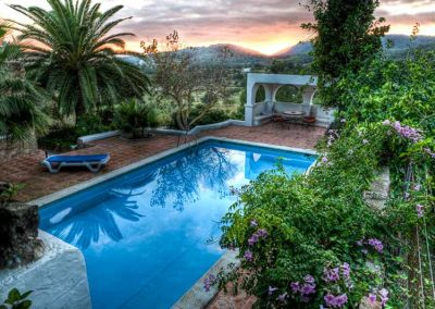Beautiful Sunset View and Pool - FInca can Lucas