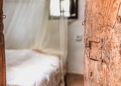 middle bedroom finca ibiza